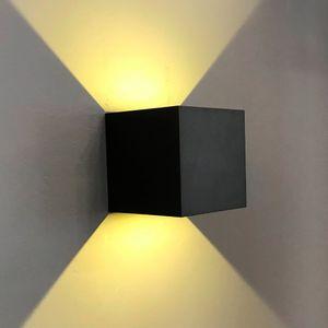 Aplique difusor Queen luz led ideal fachadas exterior