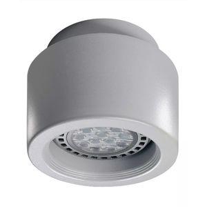 Plafon Spot Monovolumen 1 luz Ar111 led